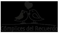 Logo de Complices del Recuerdo | Fotografo de Boda en Cádiz, Málaga y Gibraltar